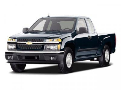 2008 Chevrolet Colorado LS (Victory Red)