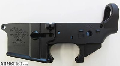For Sale: Anderson Stripped Lower LAYAWAY Multi 5.56 .223 .300Blk Spike's