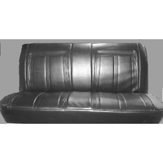 Sell PUI 66XS4D10B Straight Bench Seat Cover motorcycle in Delaware, Ohio, United States, for US $262.99