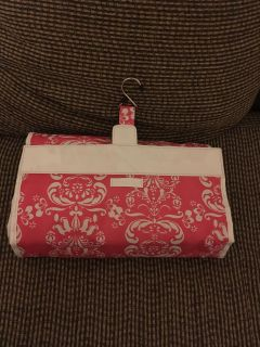 Very Lg Travel Make Up & Jewelry Bag by Modella Swap Only