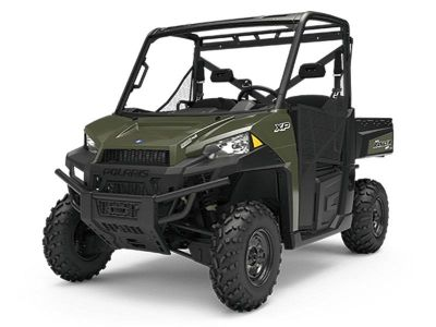 2019 Polaris Ranger XP 900 Side x Side Utility Vehicles Brazoria, TX