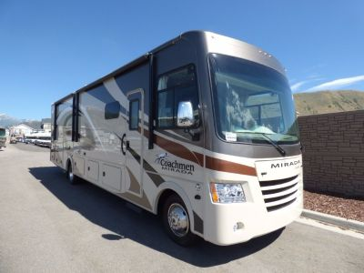 New 2018 Coachmen RV Mirada 35KB Motor Home Class A