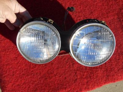 Purchase 1961 Buick Electra Invicta LeSabre Head Light Assembly Original GM Right motorcycle in Great Bend, Kansas, United States, for US $29.99