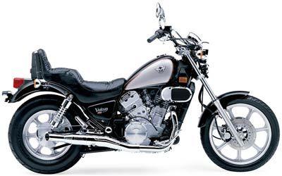 2004 Kawasaki Vulcan 750 Cruiser Motorcycles Ebensburg, PA