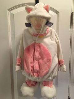 Kitty Cat Costume 6-12 Months