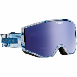 Purchase Spy Ace Snowmobile Goggle Marbled Blue HPYBRZw/DKBLSP+HPPRS 310071182411 motorcycle in North Adams, Massachusetts, United States, for US $99.95