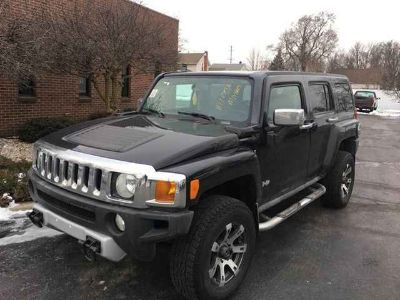 Used 2009 HUMMER H3 for sale