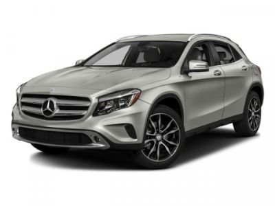 2016 Mercedes-Benz GLA GLA 250 (White)