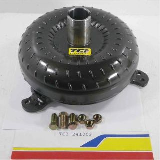Purchase TCI Transmissions 241003 Torque Converter Street Fighter TH350 Converter motorcycle in Decatur, Georgia, United States, for US $717.97