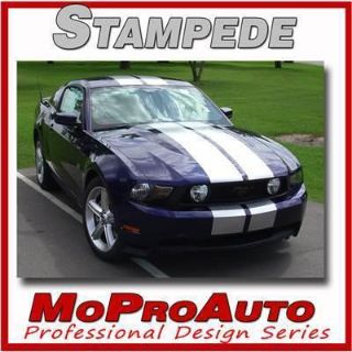 Find Ford - 3M Pro Vinyl MUSTANG Rally Racing Stripes Decals Graphics 2011 684 motorcycle in Memphis, Indiana, US, for US $148.74