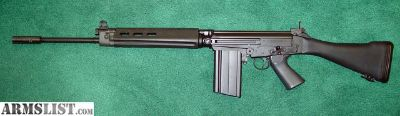 For Sale: Argentine FN LSR FMAP DM Rosario For Sale