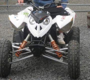 2007 Polaris OUTLAW 525