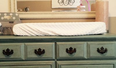 Changing table pad & cover