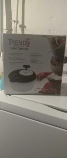 Brand new in box salad spinner