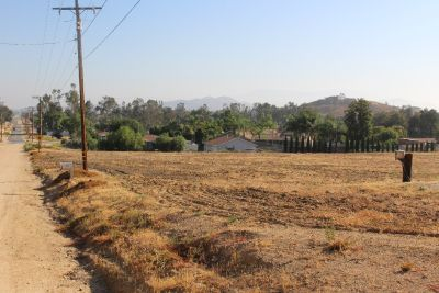 Beautiful Corner Lot In The Growing City Of Menifee (3.47 Acres)