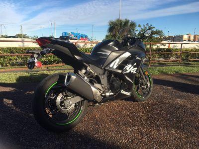 2017 Kawasaki Ninja 300 ABS Winter Test Edition Sport Motorcycles Hialeah, FL