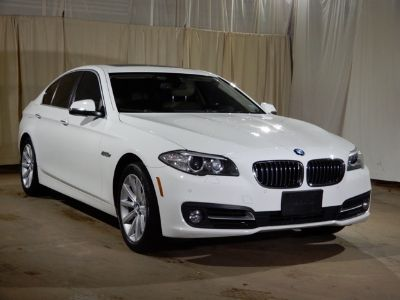 2015 BMW 5-Series 535i xDrive (White)