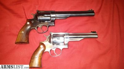 For Sale: Ruger Redhawk 41 Magnum