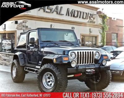 2005 Jeep Wrangler Unlimited (Patriot Blue Pearl)
