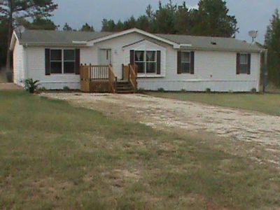 2002 DW MOBILE HOME ON  ACRES (Teague,Tx)