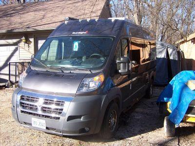 2018 Hymer Sunlight Van One