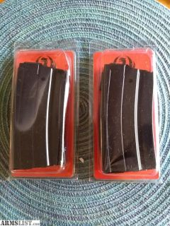 For Sale: 2 Genuine Ruger Mini 14 Magazines 20 Round
