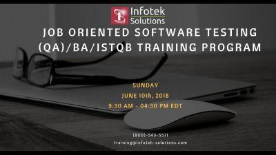 Weekend Session - Enterprising Software Testing, QA/BA,ISTQB Training Program