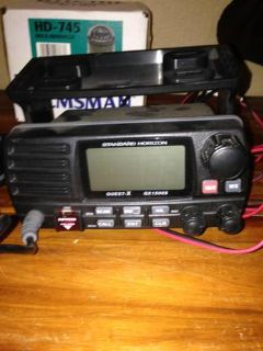 GPS, COMPASS, VHF radios (Beaumont)