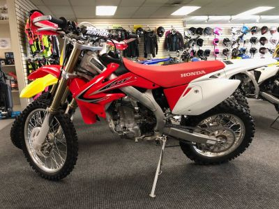 2016 Honda CRF450X Competition/Off Road Motorcycles Butte, MT