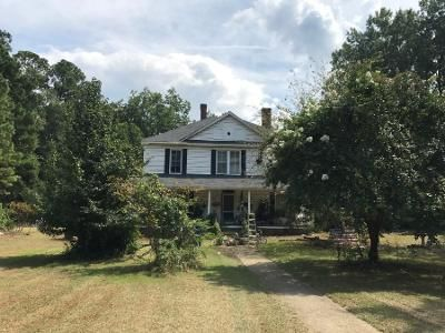 4 Bed 1.5 Bath Preforeclosure Property in Woodruff, SC 29388 - Chamblin St