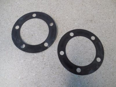Find 05 06 Kawasaki Ninja ZX6R ZX636 Front Wheel Brake Rotor Disc Shims Rings motorcycle in Grubville, Missouri, United States, for US $17.95