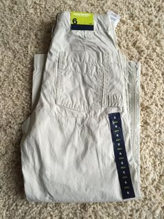 Gap Khaki Pants-Boys Size 6 Slim