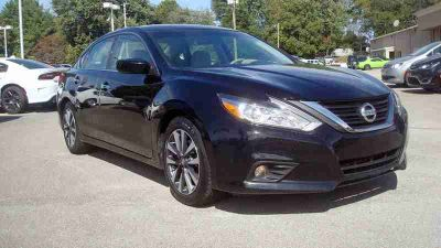 Used 2017 Nissan Altima Sedan