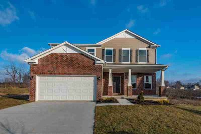 6242 (Lot 41) N Lawrence Court Ellettsville Four BR, NEW! NEW!