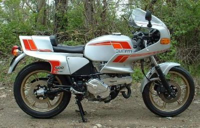 1983 Ducati PANTAH 650 SL