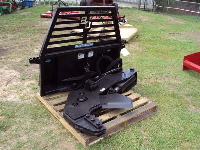 NEW Hydraulic tree SHEAR for a skid steer or a tractor