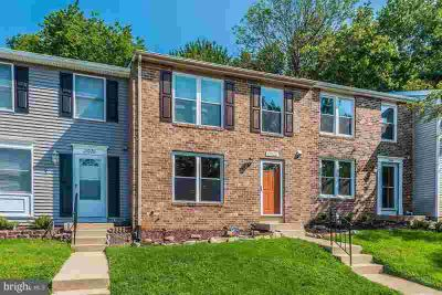 17022 Moss Side Ln #56 Olney, Brick front Three BR 2.5 BA
