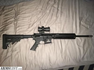 For Sale/Trade: .300 Blackout AR15