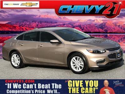 2018 Chevrolet Malibu LT (Sandy Ridge Metallic)