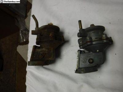 Bastard 40 hp Fuel Pumps