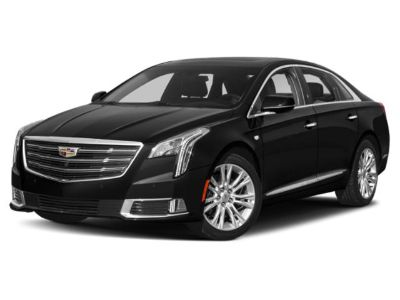 2019 Cadillac XTS Luxury FWD (Crystal White Tricoat)