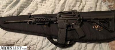 For Sale: Custom AR-15 .223/5.56mm