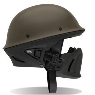 Purchase Bell Rogue Half Shell Street Motorcycle Helmet Gunny Size X-Small motorcycle in South Houston, Texas, US, for US $249.95