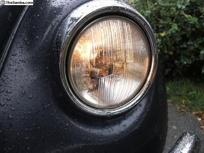 Marchal H4 Headlight - Used