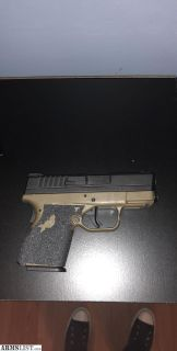 For Sale: Springfield xds in FDE