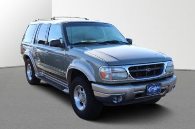 2001 Ford Explorer Eddie Bauer (Green)