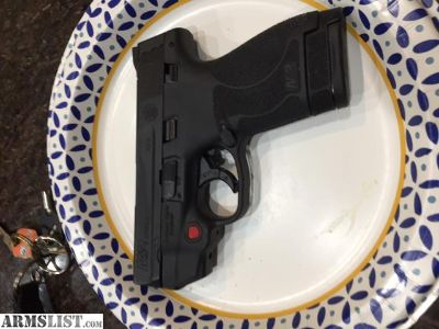 For Sale: Smith& Wesson M&P Shield 2.0 w/ Laser