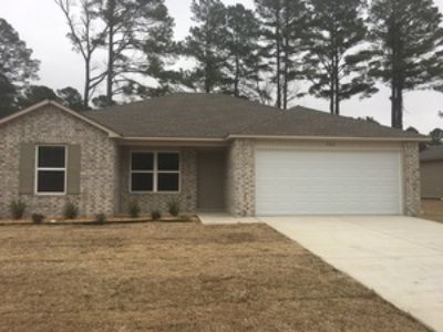 108 Palm St., Jacksonville AR 72076 - Graham Woods new construction 3br 2ba
