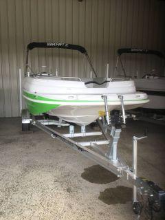 2018 Starcraft Limited 1915 OB Deck Boats Lagrange, GA