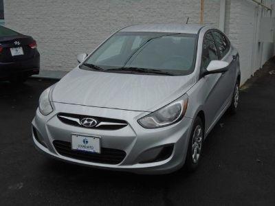 2012 Hyundai Accent GLS (Ironman Silver)